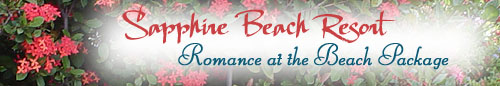Romance At The Beach Vacation Package